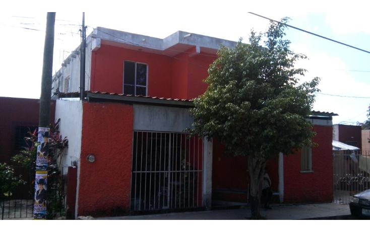 Foto de casa en venta en  , reparto granjas, m?rida, yucat?n, 1078121 No. 01