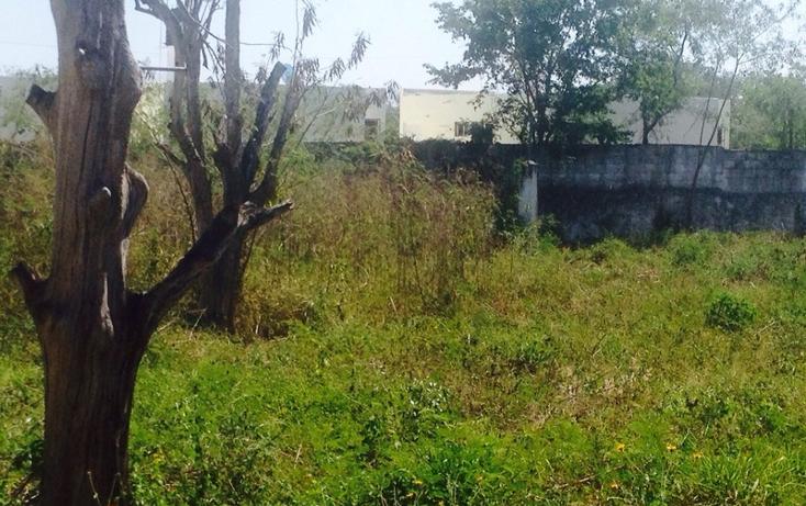 Foto de terreno habitacional en venta en  , reparto granjas, m?rida, yucat?n, 623388 No. 16
