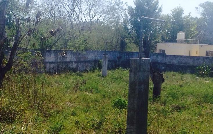 Foto de terreno habitacional en venta en  , reparto granjas, m?rida, yucat?n, 623388 No. 18