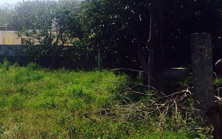 Foto de terreno habitacional en venta en  , reparto granjas, m?rida, yucat?n, 623388 No. 20