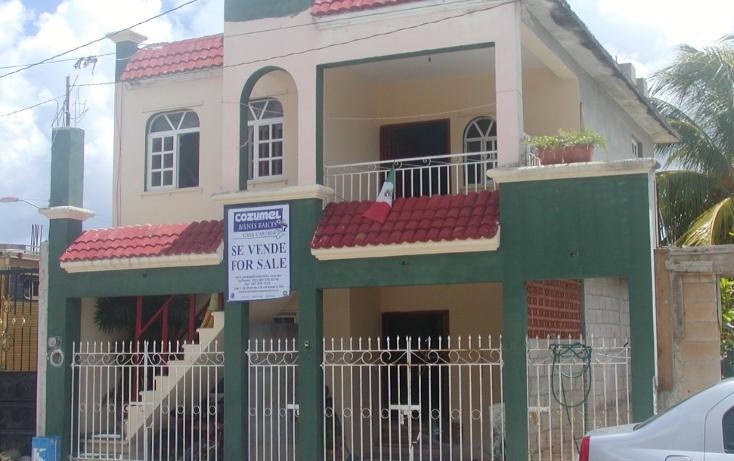 Foto de casa en venta en  , repobladores de 1848, cozumel, quintana roo, 1052053 No. 01