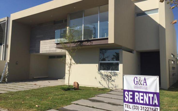 Foto de casa en renta en reserva real, san francisco, zapopan, jalisco, 2031722 no 01