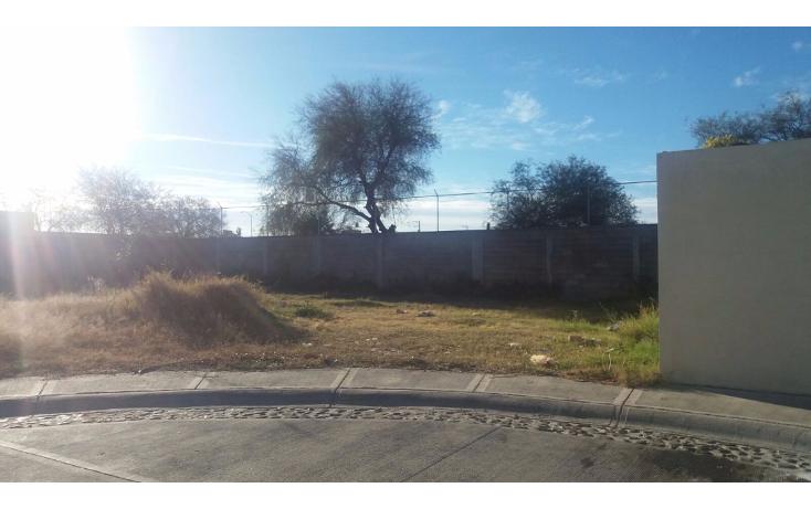 Foto de terreno habitacional en venta en  , reserva san cristóbal, jesús maría, aguascalientes, 1645548 No. 01