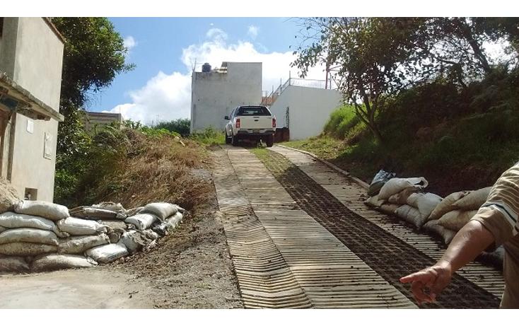 Foto de terreno habitacional en venta en  , reserva territorial, xalapa, veracruz de ignacio de la llave, 1296213 No. 01