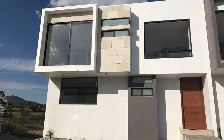 Foto de casa en venta en reserva yagul lote 0, nuevo juriquilla, querétaro, querétaro, 2647587 No. 01