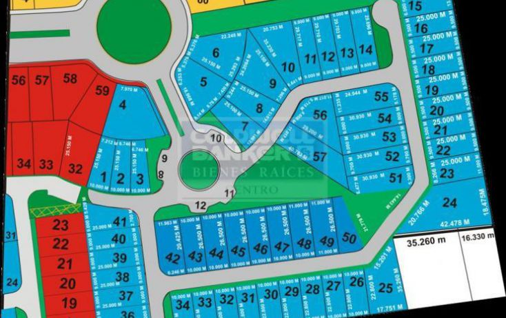 Foto de terreno habitacional en venta en residencial alborada, carolina, querétaro, querétaro, 643065 no 02