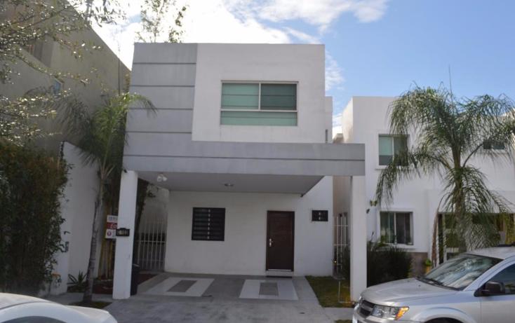 Foto de casa en renta en  , residencial avante, guadalupe, nuevo le?n, 1605264 No. 01