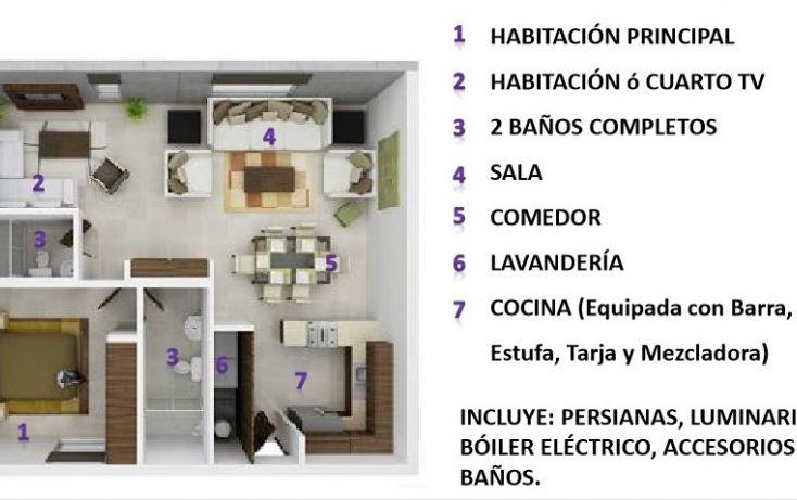 Foto de departamento en venta en, residencial aztlán, monterrey, nuevo león, 1133557 no 02