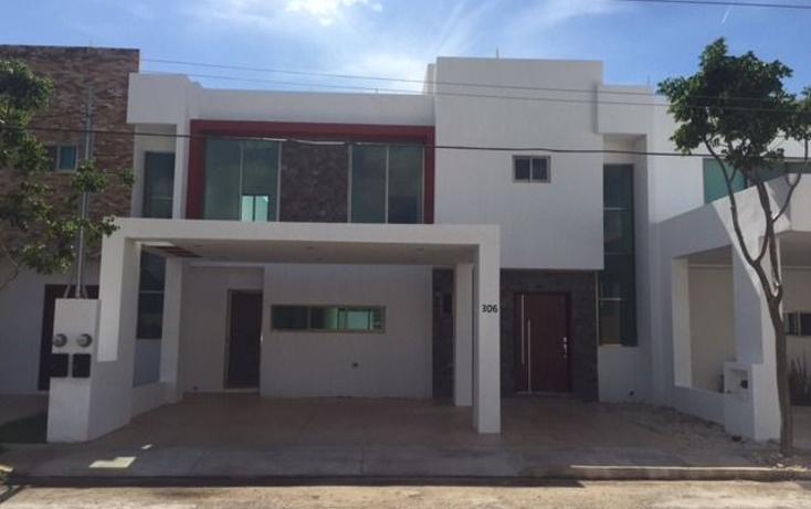 Foto de casa en venta en  , residencial bancarios, mérida, yucatán, 938127 No. 01