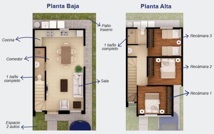 Foto de casa en venta en, residencial barcelona, tijuana, baja california norte, 1897080 no 02