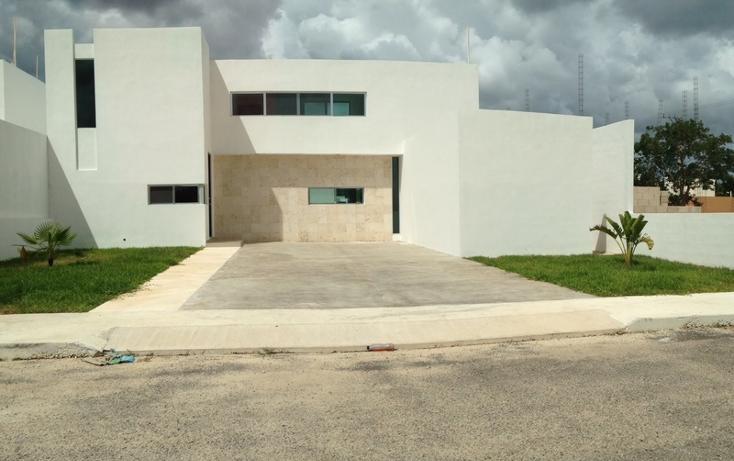 Foto de casa en venta en residencial bellavista dzitya , dzitya, mérida, yucatán, 450696 No. 02