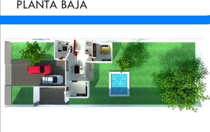 Foto de casa en venta en residencial bellavista dzitya , dzitya, mérida, yucatán, 450696 No. 10