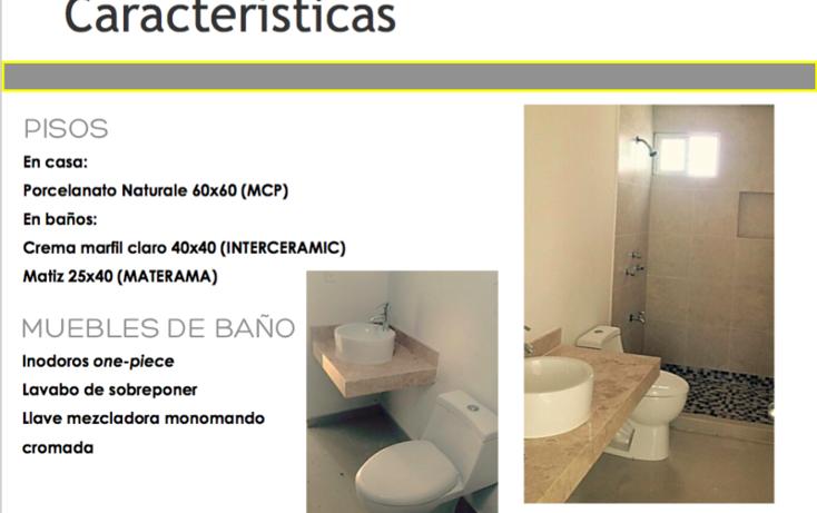 Foto de casa en venta en residencial bellavista dzitya , dzitya, mérida, yucatán, 450696 No. 18
