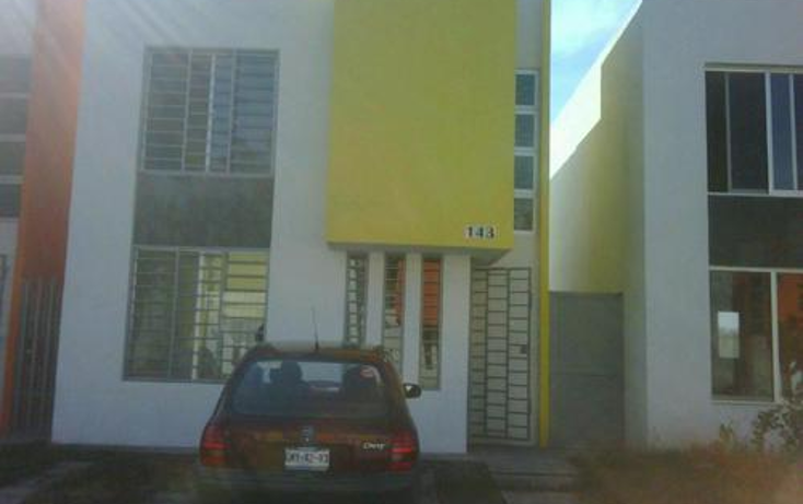 Foto de casa en renta en  , residencial benevento, león, guanajuato, 1671628 No. 01