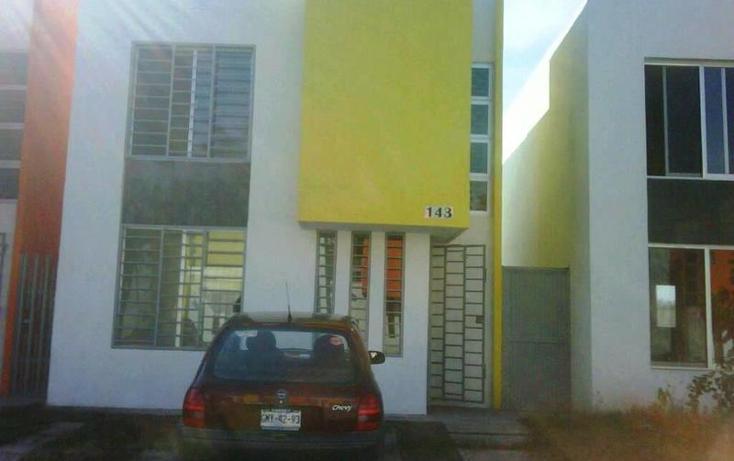 Foto de casa en renta en  , residencial benevento, león, guanajuato, 1855468 No. 01