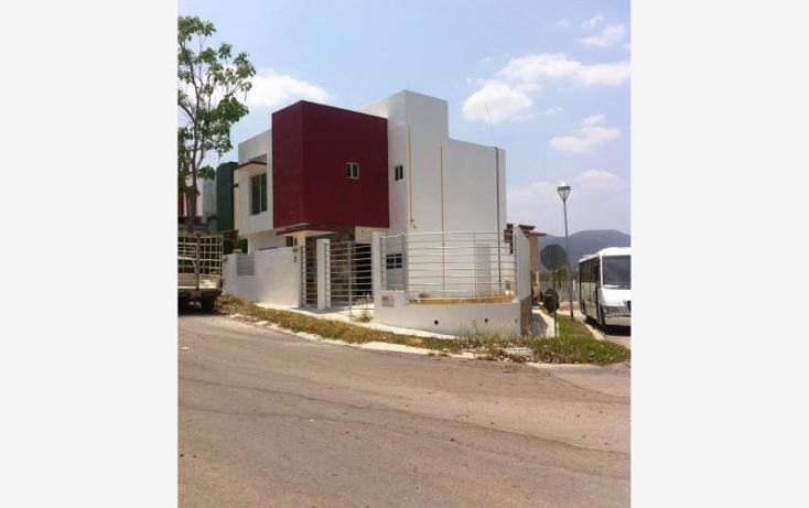 Foto de casa en venta en  , residencial bonanza, tuxtla gutiérrez, chiapas, 1781744 No. 01