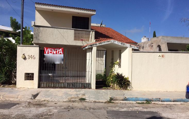 Foto de casa en venta en  , residencial camara de comercio norte, mérida, yucatán, 1378579 No. 01