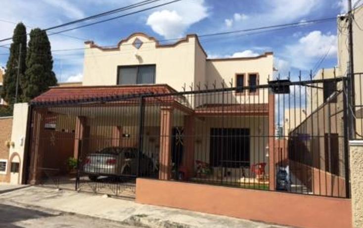 Foto de casa en venta en  , residencial camara de comercio norte, m?rida, yucat?n, 1741734 No. 01