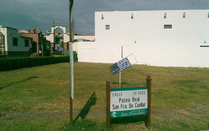 Foto de terreno habitacional en venta en  , residencial campestre san francisco, chihuahua, chihuahua, 1184245 No. 01