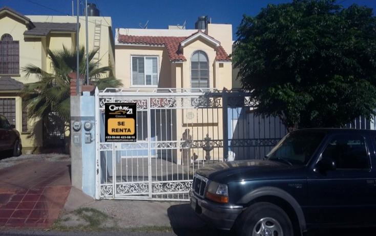 Foto de casa en renta en  , residencial campestre washington, chihuahua, chihuahua, 1756704 No. 01