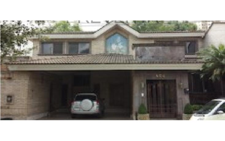 Foto de casa en venta en  , residencial chipinque 1 sector, san pedro garza garc?a, nuevo le?n, 1149689 No. 01