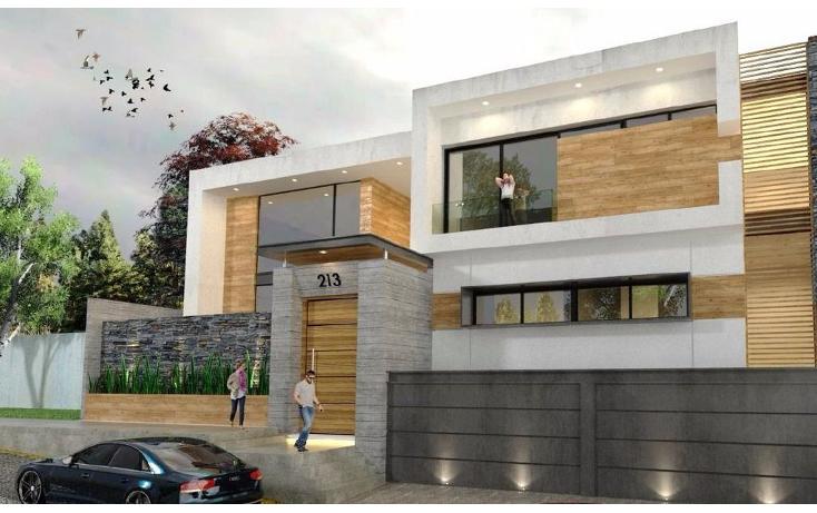 Foto de casa en venta en  , residencial chipinque 1 sector, san pedro garza garcía, nuevo león, 1757822 No. 01