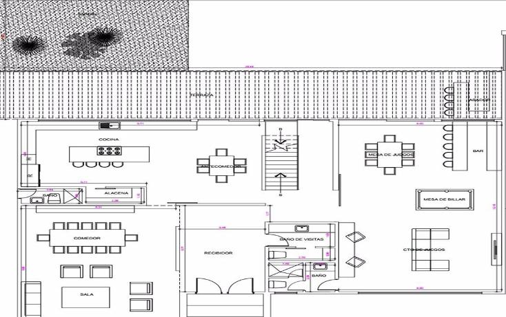 Foto de casa en venta en  , residencial chipinque 1 sector, san pedro garza garcía, nuevo león, 1757822 No. 03