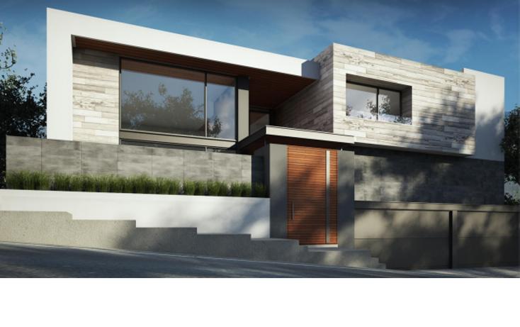 Foto de casa en venta en  , residencial chipinque 1 sector, san pedro garza garcía, nuevo león, 1853014 No. 01