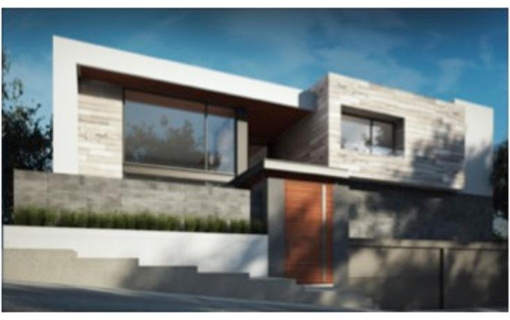 Foto de casa en venta en  , residencial chipinque 1 sector, san pedro garza garcía, nuevo león, 938075 No. 01