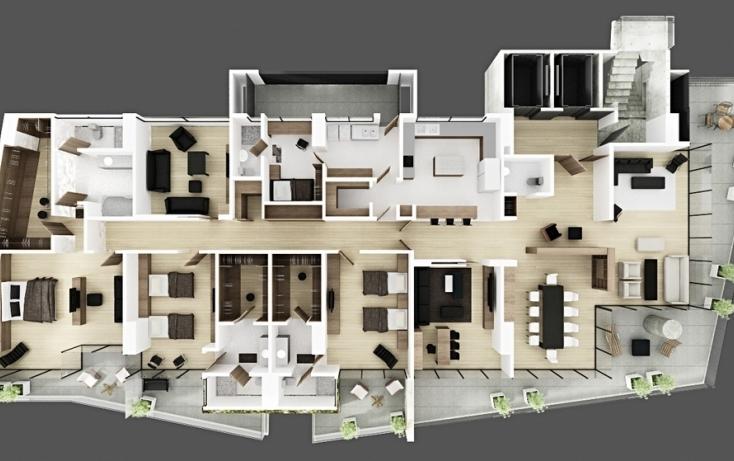 Foto de departamento en venta en, residencial chipinque 3 sector, san pedro garza garcía, nuevo león, 568742 no 01