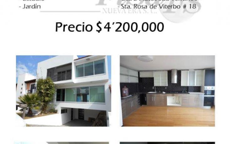 Foto de casa en venta en, residencial claustros del río, san juan del río, querétaro, 1501915 no 01