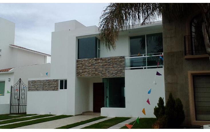 Foto de casa en venta en  , residencial claustros del río, san juan del río, querétaro, 1821058 No. 01