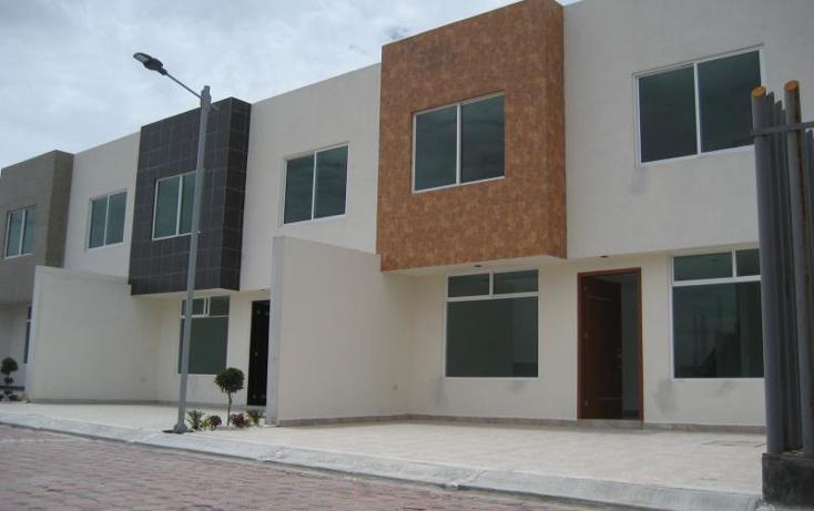 Foto de casa en venta en residencial colibrí 1, popular emiliano zapata, puebla, puebla, 1321391 No. 02
