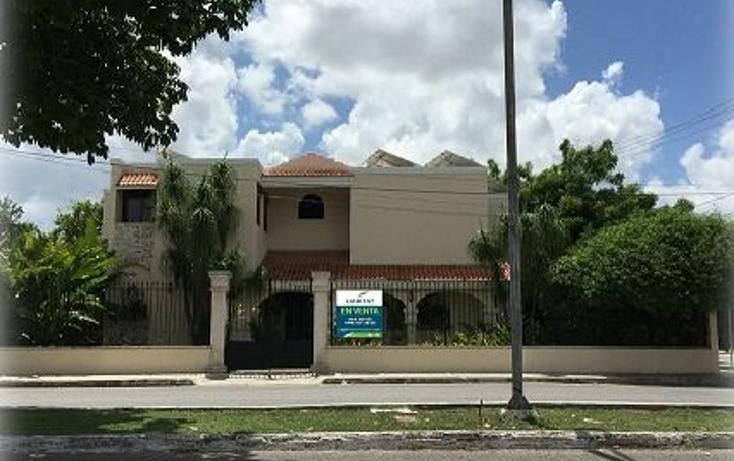 Foto de casa en venta en  , residencial colonia méxico, mérida, yucatán, 1040831 No. 01