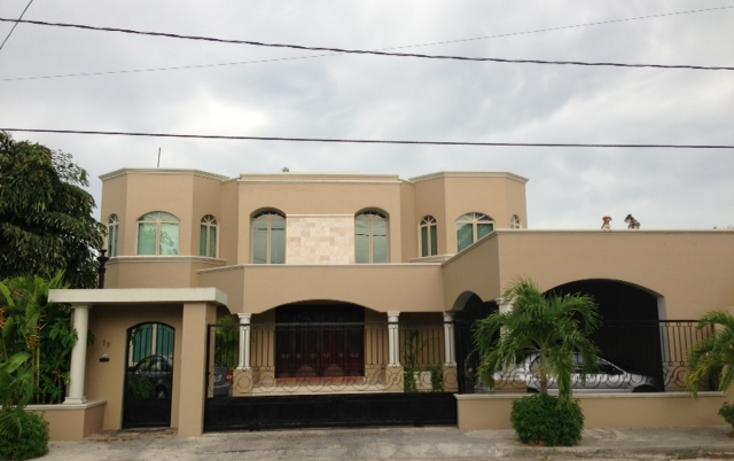 Foto de casa en venta en  , residencial colonia méxico, mérida, yucatán, 1059675 No. 01