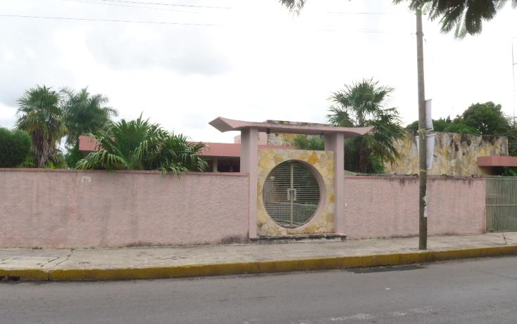 Foto de casa en venta en  , residencial colonia méxico, mérida, yucatán, 1144639 No. 01