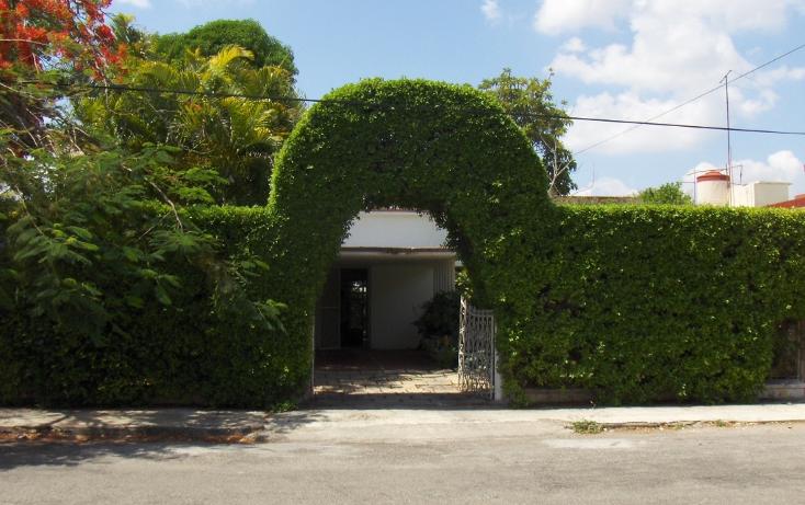 Foto de casa en renta en  , residencial colonia méxico, mérida, yucatán, 1400775 No. 01