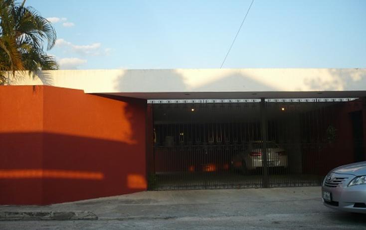 Foto de casa en venta en  , residencial colonia méxico, mérida, yucatán, 1515346 No. 01