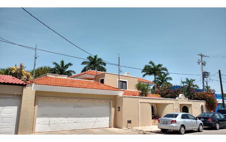 Foto de edificio en venta en  , residencial colonia méxico, mérida, yucatán, 2029390 No. 01