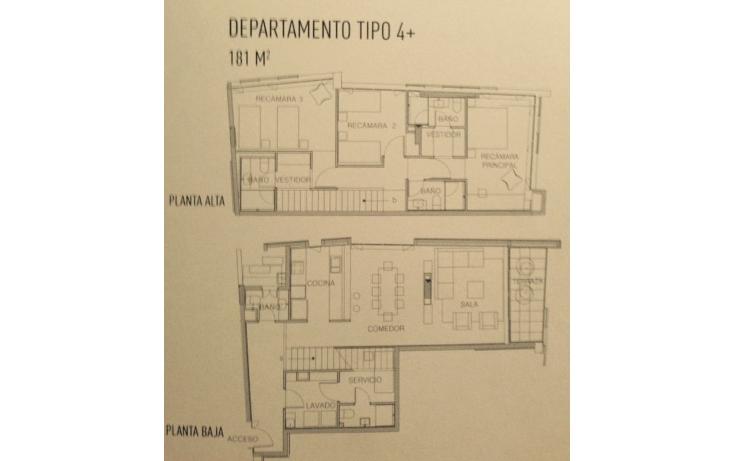 Foto de departamento en venta en  , residencial cordillera, santa catarina, nuevo león, 1239715 No. 01
