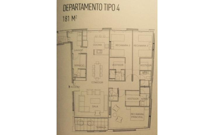 Foto de departamento en venta en  , residencial cordillera, santa catarina, nuevo león, 1249865 No. 06