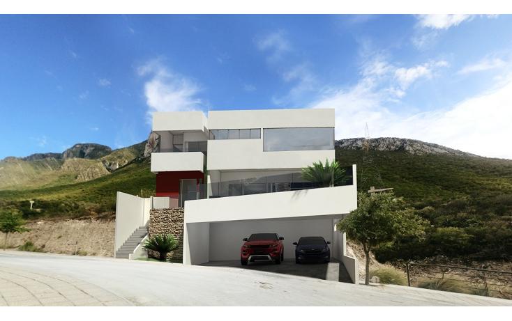 Foto de casa en venta en  , residencial cordillera, santa catarina, nuevo león, 1296737 No. 02