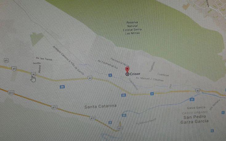 Foto de terreno habitacional en venta en, residencial cordillera, santa catarina, nuevo león, 1693346 no 05