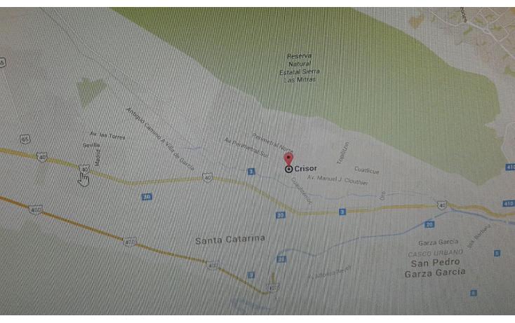 Foto de terreno habitacional en venta en  , residencial cordillera, santa catarina, nuevo le?n, 1696118 No. 05