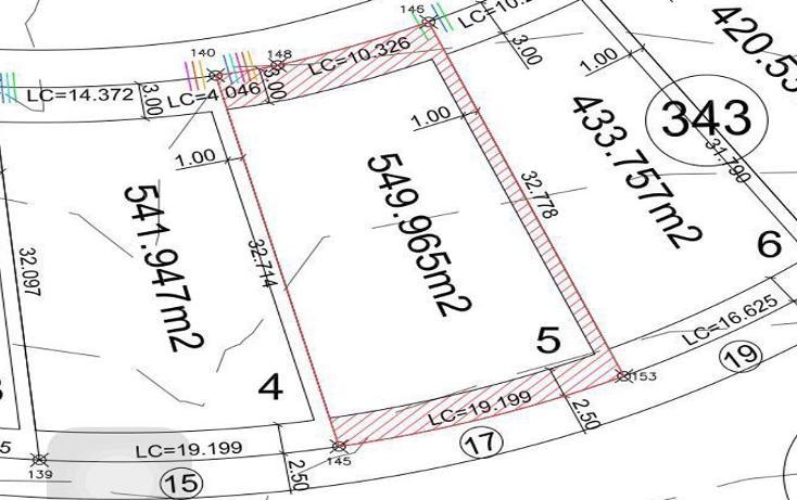 Foto de terreno habitacional en venta en, residencial cordillera, santa catarina, nuevo león, 2035412 no 03