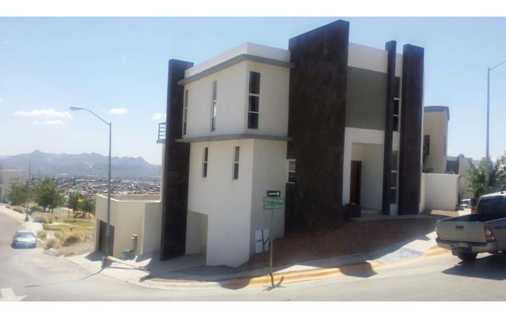 Foto de casa en venta en  , residencial cumbres iii, chihuahua, chihuahua, 1141833 No. 01