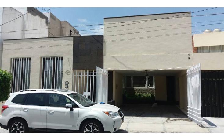 Foto de casa en venta en  , residencial cumbres, san luis potos?, san luis potos?, 1787214 No. 01