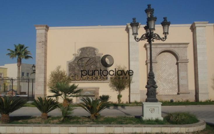 Foto de terreno habitacional en venta en  , residencial cumbres, torre?n, coahuila de zaragoza, 1081445 No. 02