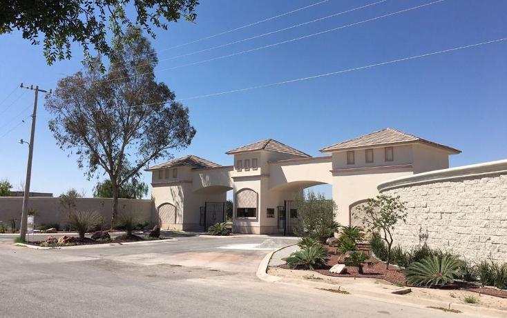 Foto de terreno habitacional en venta en  , residencial cumbres, torreón, coahuila de zaragoza, 1550116 No. 03