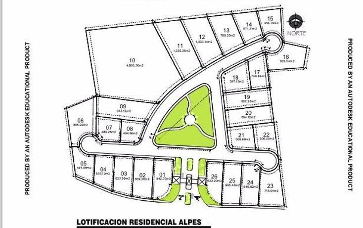 Foto de terreno habitacional en venta en  , residencial cumbres, torreón, coahuila de zaragoza, 1550116 No. 05